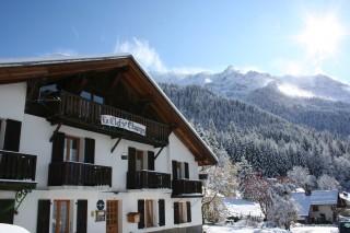 L'hotel en hiver